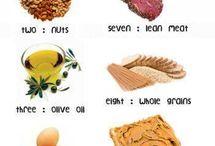 Saúde e dietas