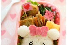 Cute food / by Anthia Lee