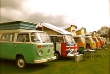 VW Campers and vans