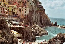 8 Days in Italy / Rome to Firenze to Pisa to Cinque Terre