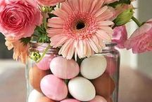 Spring Decor / by Shelley Oenbrink