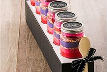 Cupcake Jars / Ever heard of a cupcake in a jar? Sounds like a dream come true, right? We have the most amazing flavours and varieties to make anyone become a sweet-tooth and crave for more!