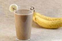 Recipes- smoothie love (and everything Herbalife!) / by Tara Bos