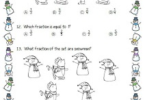 Teaching Geometry and Fractions