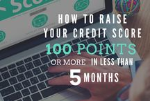 Credit | Debit / How to improve credit | pay off debit | student loans