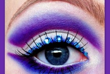 I like crazy make-up / by Mandolin Cole