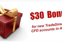 Online Broker Promotions / See the latest online CFD, FOREX and stock broker promotions available... http://www.onlinebrokersaustralia.com.au