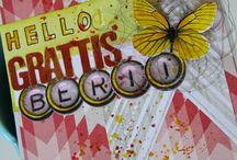 Crafty Me - Cards / Cards by me