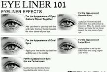 Makeup Tips / by Jennifer Koerten