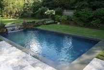Medium & Large Swimming Pools