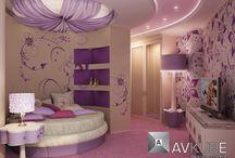 ♡ Bedroom - Teenage ♡