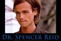 Dr. Spencer Reid <3 / by Heather Rimmer
