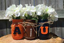 Auburn football party ideas