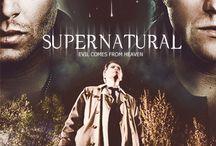 Supernatural / by Stephanie Martin