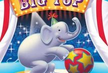 Circus Party Decorations and Ideas / What party is more versatile than a Circus Party Theme?  Indoor, outdoor, young and old all love circus theme parties. We have searched through many boards to find our favorite Circus Party ideas, and added product ideas from our huge Circus Party collection.