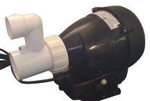 Spa Blowers / Blowers for Spas and Swim Spas