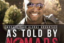 Global Nomad, Third Culture Kid, World Traveler  Podcast / http://bit.ly/1vmD3Fu