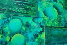 AlecArt : Série MICROSCOPE / Dans cette série de peinture acrylique sur châssis entoilés je représente des hémoglobines et ADN, vues au microscope... de façon plutôt abstraite et imaginaire, je vous l'accorde ! ;) Ici, retrouvez quelques-unes de mes créations de cette série. █ Retrouvez toutes mes créations, BIO, presse... sur : www.abertrand.biz et suivez mon actualité artistique sur http://www.facebook.com/ABpeintre !