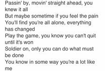 Music - Lyrics