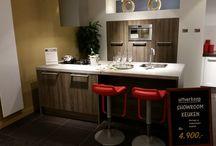 Showmodel keuken 62 / Showroomopruiming bij Grando Keukens & Bad Hoorn.   Verschillende showmodellen zoeken een nieuwe eigenaar. Wij gaan plaats maken voor de najaarscollectie van 2014 en bieden deze showkeukens aan met zeer hoge kortingen.