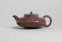 CLAY - teapots /
