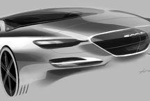 Saab design