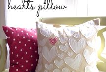 Pillows / by Quilted Cottage