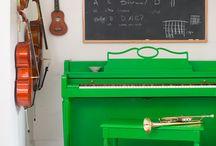 Home Design :: Piano Studio