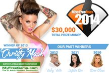 FreeOnes Contest     Miss FreeOnes / It's almost time for the 2014 edition of the Miss FreeOnes contest! This year we have $30,000 in prize money with the winner of Miss FreeOnes taking home a grand prize of at least $10,000! / by FreeOnes