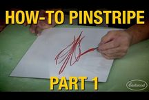'How to Pinstripe'