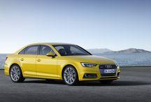 Nové Audi A4 a Audi A4 Avant / Lehčí, úspornější, dynamičtější, elegantnější a chytřejší. Představujeme vám nové Audi A4 a Audi A4 Avant!