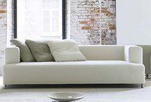 sofas / by Lorrie Daugherty