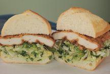 Sandwiches, Burgers & Wraps / by Julie LaForte