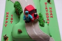 Lachlan's 2nd Birthday Cake