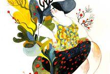 MURAL -Illustrative colors