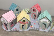 petite maisons scrapp