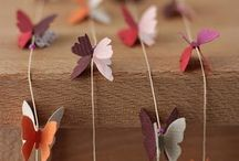 STRUNG: GARLANDS, BUNTING AND POMS / by marci allen