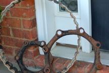 Gears. Cogs. / by Robyn-Coffee&Cotton Elkinton