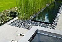 Gartenideen und Terrassen