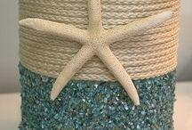 kagylós dekoràcio