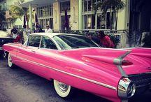 Old school cars!