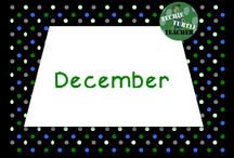 December Resources / December resources and ideas for the elementary classroom