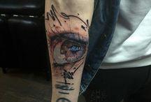 Tattoo / my work