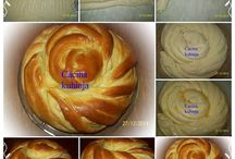 Bread / by Liza Tobojka