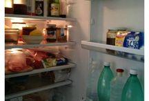 I vostri frigoriferi / Mandateci le foto dei vostri frigoriferi, pieni o vuoti che siamo. Usa l'hashtag #etichettiamoci #miofrigo e seguici su www.ioleggoletichetta.it ti aspettano tanti consumatori come te che hanno a cuore il risparmio senza perdere la qualità / by Io leggo l'etichetta