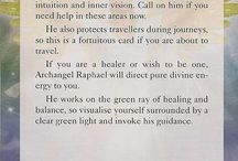 Healers blessings from Archangel Raphael