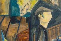 Bálint Endre / Bálint Endre festményei