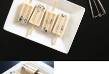 Ice cream & Popsicles / by Lola Homar