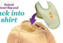 Baby tips / Utile e futile per piccole pesti!
