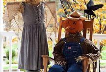 Halloween Decor / Идеи к Хэллоуин.